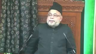 [Majlis] 4th Muharram 1439/2017 - Maulana Sadiq Hasan