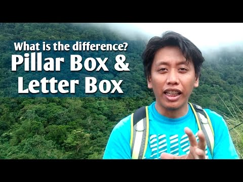 Video Editing Tips and Strategy: What is the difference between PillarBox and LetterBox