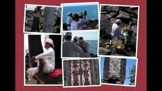 Ritiro Tao Bali 2010 con Apurva