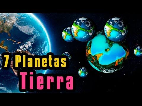 Descubrimiento del siglo XXI7 Nuevos planetas Tierra TRAPPIST-1