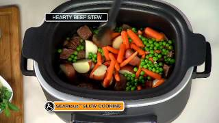 Ninja Cooking System: Hearty Beef Stew Recipe