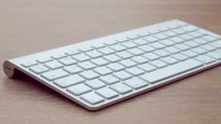 Gambar cover Apple Wireless Keyboard Review