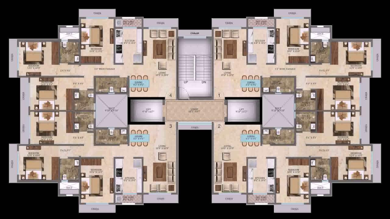 Hotel Ground Floor Plan Pdf Youtube