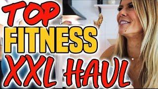 Meine TOP Lieblings Fitness Produkte 💥XXL HAUL | Food - Beauty - Klamotten