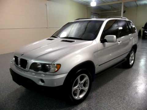 2001 Bmw X5 4dr Awd 3 0l 1943 Sold
