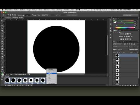 Tutoriel Photoshop - Créer Un Gif Animé Avec Photoshop