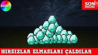 HIRSIZ VS POLİS #62 - Hırsız Elmas Çaldı (Minecraft)