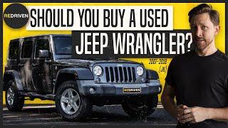 Jeep Wrangler 2007-2018 (JK) - used car review | ReDriven