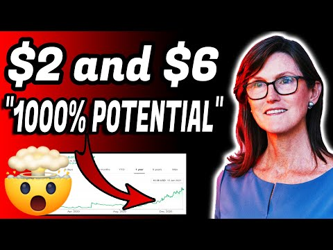 2 PENNY STOCKS With 10X POTENTIAL!! | ARK Invest BOUGHT a MILLION SHARES!! ($SENS and $CRNT)