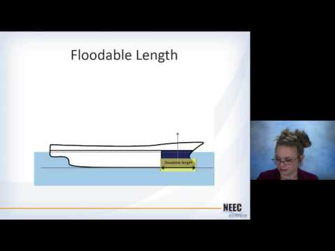 Naval Arch 06 - Subdivision and Floodable Length