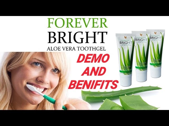 Forever Bright toothgel demo and  benefits. world no 1 toothgel.
