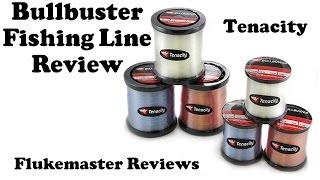 Video Bullbuster Fishing Line Review download MP3, 3GP, MP4, WEBM, AVI, FLV Juli 2017