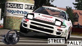 Toyota Celica Street Rally | Wheelcam | Assetto Corsa VR Gameplay [Oculus Rift]