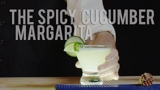 How to Make The Spicy Cucumber Margarita - Best Drink Recipes
