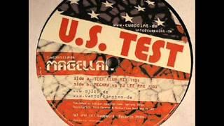 U.S. Test - Magellan (Megara vs. DJ Lee Remix) [B side]