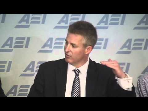 Huawei's Bill Plummer @ AEI's 'Chinese Telecom Investment in the US' conference