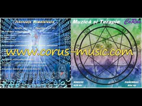 CoRus - Muzică și Terapie - Rinichi și Pancreas