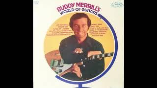 Buddy Merrill  - World Of Guitars -  LP  - Ranwood R 8096