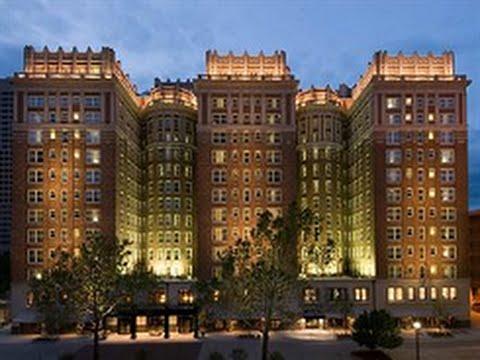 Skirvin Hilton Hotel, Oklahoma City, United States - Best Travel Destination
