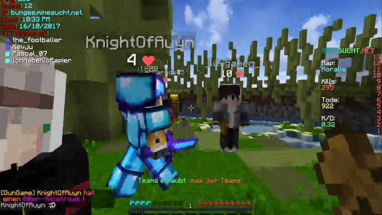 Minesucht Server Hacker Reporten Und Weg Bannen Lassen D YouTube - Minecraft ps4 spieler entbannen