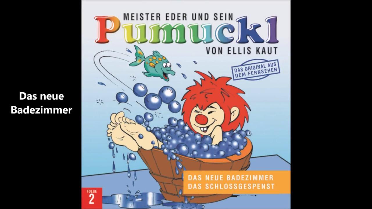 Pumuckl Und Das Neue Badezimmer Kinder Horspiel Meister Eder Und Sein Horbuch Cd Audiobook