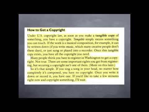 Learning About Music Copyright & More from Don Passman's Book