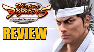 Virtua Fighter 5 Ultimate Showdown Review - The Final Verdict (Video Game Video Review)