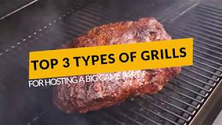 Best Grills for Hosting a Super Bowl Barbecue | BBQGuys