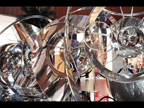 Artist Mattar Bin Lahej explains the concept behind his latest sculpture.