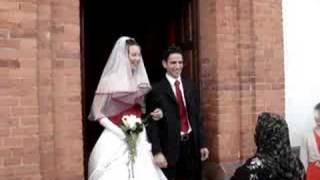 mariage wael et camille haidar