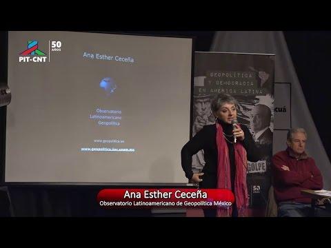 PIT-CNT GEOPOLÍTICA P4 27-10-2016 Ana Esther Ceceña