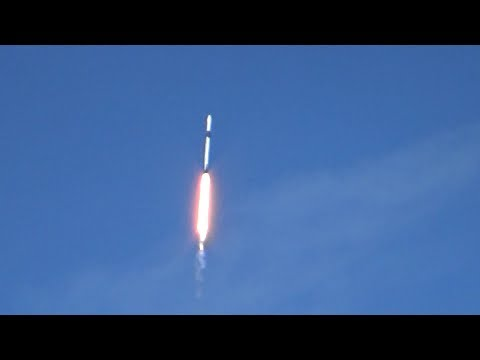 SpaceX CRS-16 Launch and Attempted Landing from Cape Canaveral AFS