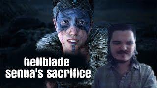 Мэд залетел в чат Марго во время игры в hellblade senua's sacrifice