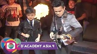 Download Video KEREN..KEREN!!Duet FILDAN & AFAN benar benar Duo PANGERAN DANGDUT – DA Asia 4 MP3 3GP MP4