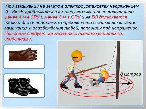 Учебный фильм Охрана труда при эксплуатации электроустановок