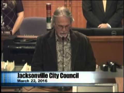 Humanist Invocation Jacksonville City Council 3 22 16