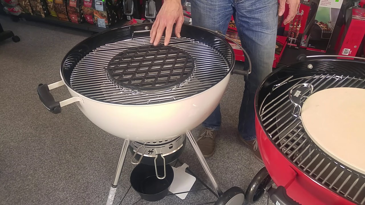 Weber Holzkohlegrill Master Touch Gbs 57 Cm Special Edition Pro : Weber grill master touch 57 cm weber master touch gbs ss 57 cm