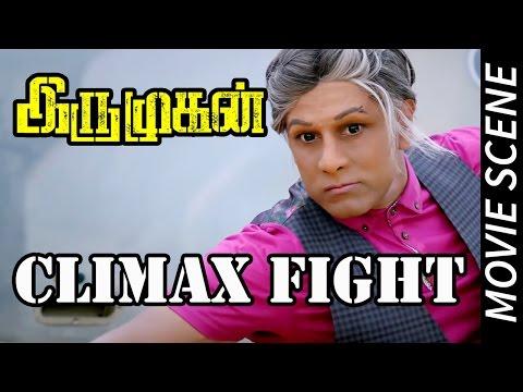 Iru Mugan - Climax Fight | Vikaram |...