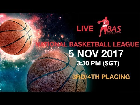 SBPHK Hornets vs Siglap Basketball Club | National Basketball League 2017 🏀