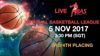 National Basketball League 2017