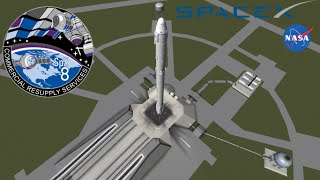 SpaceX CRS-8 Mission