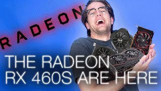 Radeon RX 460 launch, Striker VR gun controller, iPhone 7 hardware