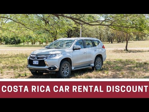 Save up to 20% on your Costa Rica car rental plus extra benefits