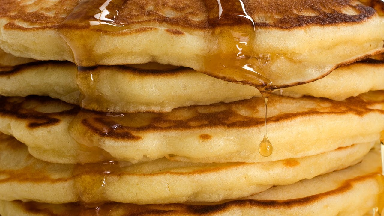 how to make pancakes easy