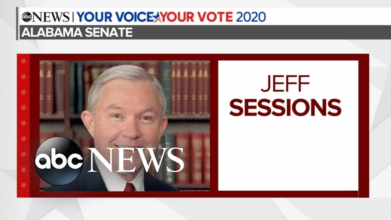 Jeff Sessions loses Republican Senate primary bid to Tommy ...