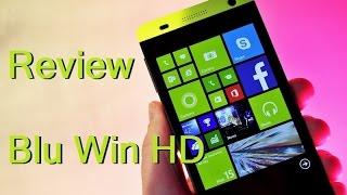 review blu win hd com windows phone 8 1 em portugus br