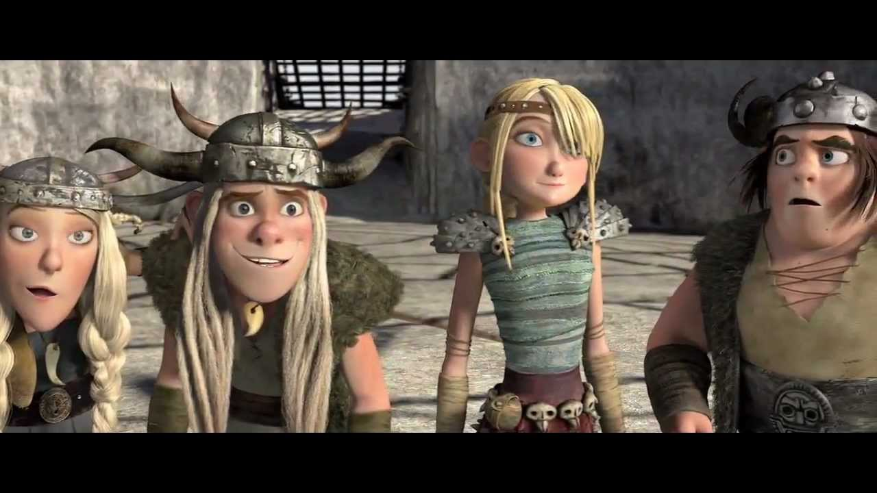 Trailer Phim How To Train Your Dragon [hd]  3dbox
