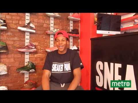 Sneaker Pawn Harlem