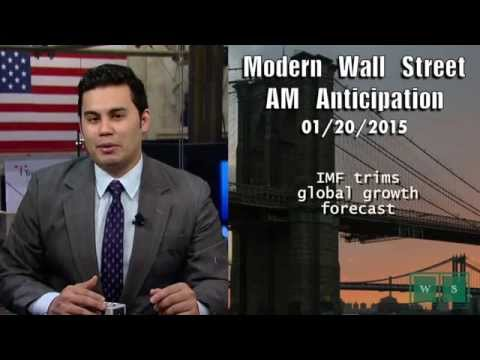 AM Anticipation: Stock futures rise, earnings await, IMF cuts global growth