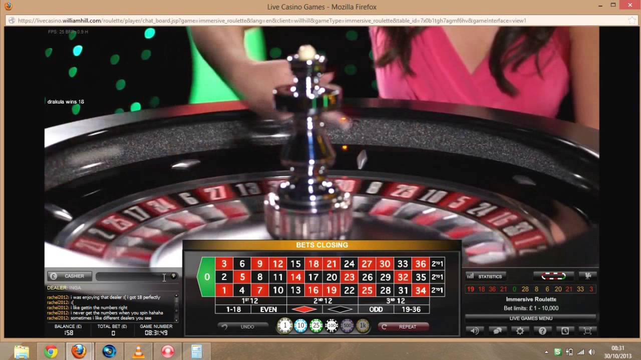 Roulette 4 Hrg 4: 4 Bets 4 Wins RRSYS Predict